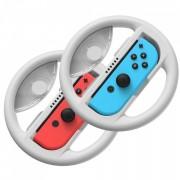 Baseus 2x set car wheel handle for Joy-Con joystick pad la Nintendo Switch gray (GMSWB-0G)