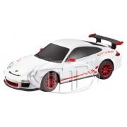 Машина с радиоуправлением 1:24 Porsche GT3 RS, 18см (черный, белый) 39900