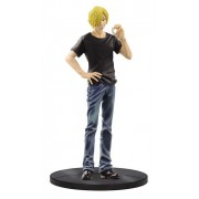 One Piece Jeans Freak Figures Sanji Vol 8. Ver A (Bleu Jeans) 17 cm