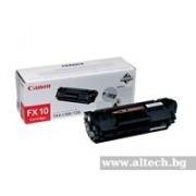 CANON FX10 Cartridge, Black (CH0263B002AA)
