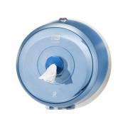 Tork SmartOne Mini Toilet Roll Disp. kunststof, blauw (472025)