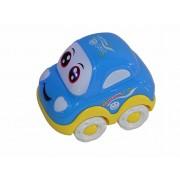 Masinuta interactiva cu sunete si lumini, culoarea bleu, varsta 3 ani+, coordonare mana- ochi