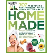 Homemade: 707 Products to Make Yourself to Save Money and the Earth, Paperback/Editors of Reader's Digest