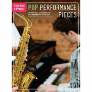Chester Music Pop Performance Pieces: Alto Saxophone And Piano