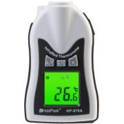 HOLDPEAK 970A Kézi infravörös hőmérsékletmérő -30C+275C kijelzés C-ban és F-ban.