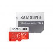 Samsung EVO PLUS MICROSDXC 256GB CLASS10 UHS-I U3 100MB/S
