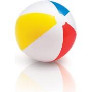 intex 59020 Pallone Gonfiabile Gioco Per Bambini Da Mare Palla Colorata Da Giardino Esterno Ø Cm 51 In Vinile - 59020