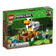 Lego Minecraft - El Gallinero - 21140
