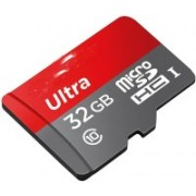 Toys Factory High Speed 32 GB SD Card Class 10 30 MB/s Memory Card