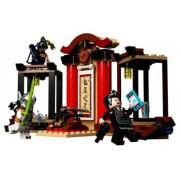 Lego Hanzo vs. Genji