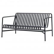 Hay Palissade Loungesoffa, Anthracite