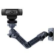 Webcam Wall Mount, Logitech C920 Stand Logitech C922x C920 C930e C922 C930 C615, Brio 4K,C925e - Acetaken