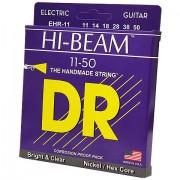 DR HiBeams Heavy Saiten E-Gitarre