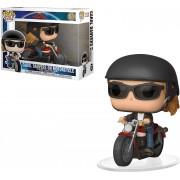 Funko POP Ride: Marvel Captain Marvel - Carol Danvers on Motorcyc