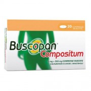 SANOFI SpA BUSCOPAN COMPOSITUM 20 COMPRESSE RIVESTITE