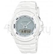 Casio Мъжки спортен часовник G-100CU-7AER White