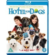 Paramount Home Entertainment Hotel For Dogs