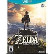 Nintendo The Legend of Zelda: Breath of the Wild Wii U Standard Edition