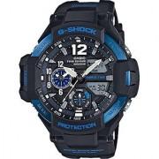 G-Shock Analog-Digital Black Dial Mens Watch - GA-1100-2BDR(G639)