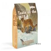 Taste of the Wild - Canyon River Feline - Pachet economic: 2 x 7 kg