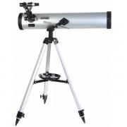 Telescop astronomic refractor cu trepied reglabil