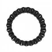Designtorget Halsband rubber trean kort