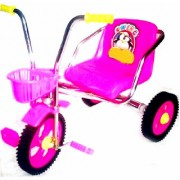 OH BABY HUD SEAT Tricycle with Cycle with Canopy COLOR (PINK)SE-TC-109