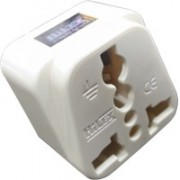 Hilex HE PL 6619 DLX Worldwide Adaptor(White)