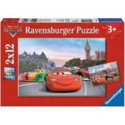 Puzzle RavensBurger Cars 2 12 Piese