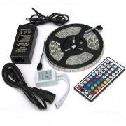 LED Strip Set RGB 5m 300 LEDS Spatwaterdicht
