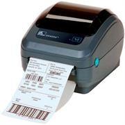Zebra GK420t - Thermal transfer printing, 203