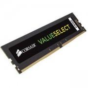 Памет Corsair DDR4, 2133MHZ 4GB (1 x 4GB) 288 DIMM 1.20V, Unbuffered, 15-15-15-36, CMV4GX4M1A2133C15