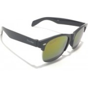 FICUSTER Clubmaster Sunglasses(Green)