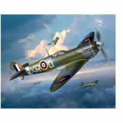 Maquette Avion : Supermarine Spitfire Mk.Ii