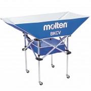 molten Ballwagen BKCVHB - blau/weiß