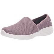 Skechers You-15804 Zapatillas para Mujer, Mauve, 11