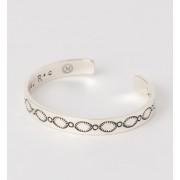 NORTH WORKS / インサイドメッセージバングル【ビームス メン/BEAMS MEN メンズ ブレスレット・バングル レッドクラウド ルミネ LUMINE】