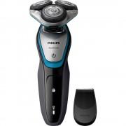Rotirajući brijaći aparat S5400/06 Philips Aqua Touch tamnosiva, plava (metalik), srebrna