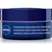 Nivea Anti-Wrinkle Moisture creme hidratante de noite antirrugas 35+ 50 ml