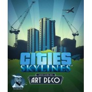 CITIES: SKYLINES - ART DECO - STEAM - PC / MAC - WORLDWIDE