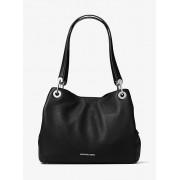 Raven Large Leather Shoulder Bag