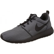 Nike Men's Roshe One Premium Black and White Sneakers -6 UK/India (40 EU)(7 US)