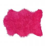 Tapijt Polar - roze - 70x100 cm - Leen Bakker