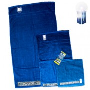 Doctor Who Tardis 3pc Towel Set