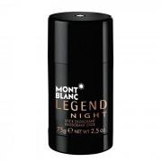 Mont Blanc Legend Night Мъжки Део Стик 75 ml