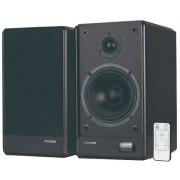 Boxe Microlab Solo 5C, 2.0, 80 W (Negru/Maro)