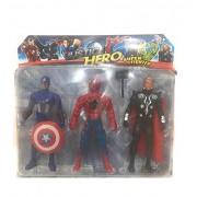 Justice League Action Figure Toy Set