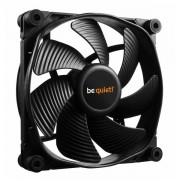 Be Quiet! (BL064) Silent Wings 3 12cm Case Fan, Black, Fluid Dynamic B