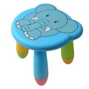 Scaun pentru copii elefant albastru