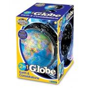 Glob, Pamantul & Constelatiile
